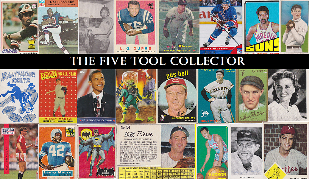 The Five Tool Collector