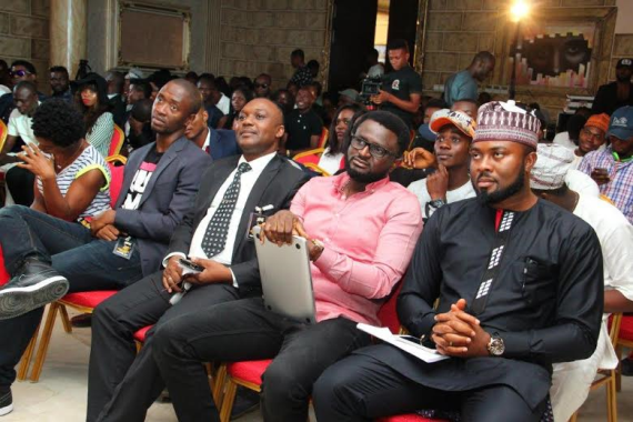 Second Edition of Abuja Entertainment Seminar records successful turn-out