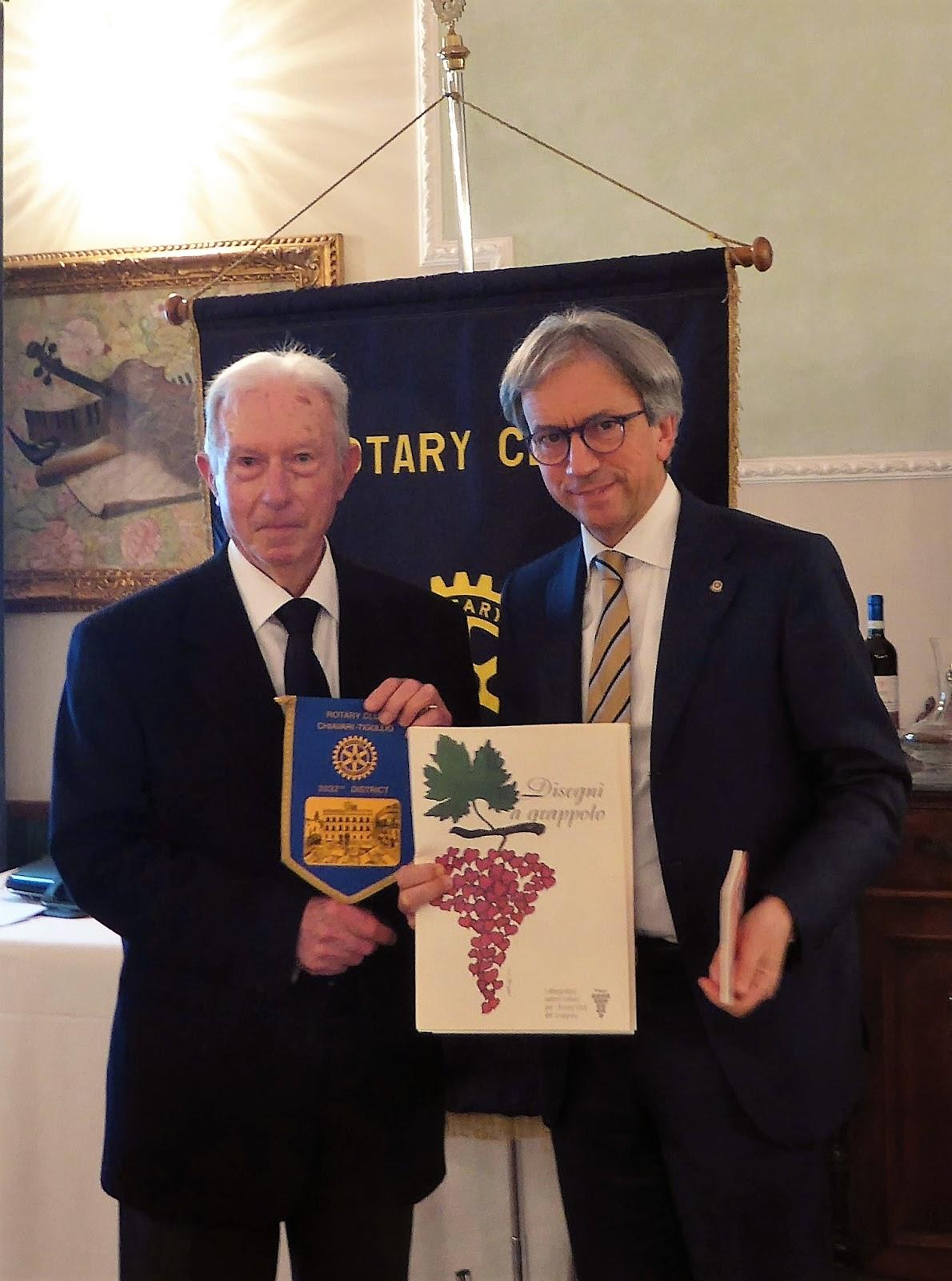 Rotary club chiavari tigullio uomo cielo e mare nelle for Priolo arredamenti torino