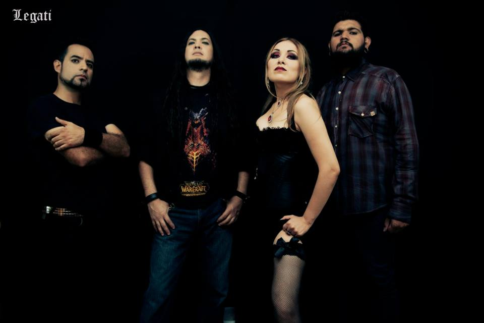 Interview with Legati, Female Fronted Power Metal Band from Mexico, Interview with Legati Female Fronted Power Metal Band from Mexico