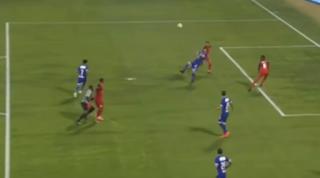 الأهلى يفوز على الفجيرة الإماراتى 4-1 .. محارب يسجل هاتريك وغالى يحرز هدفاً رائعاً