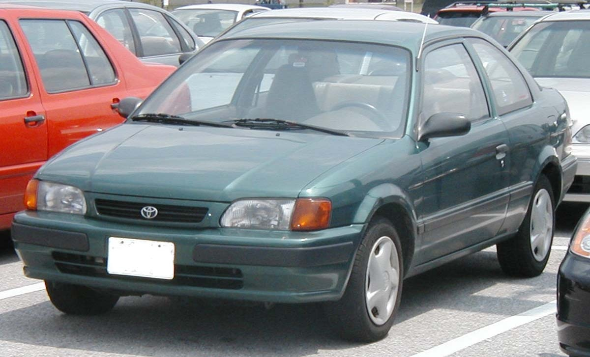 Toyota Tercel Coupe