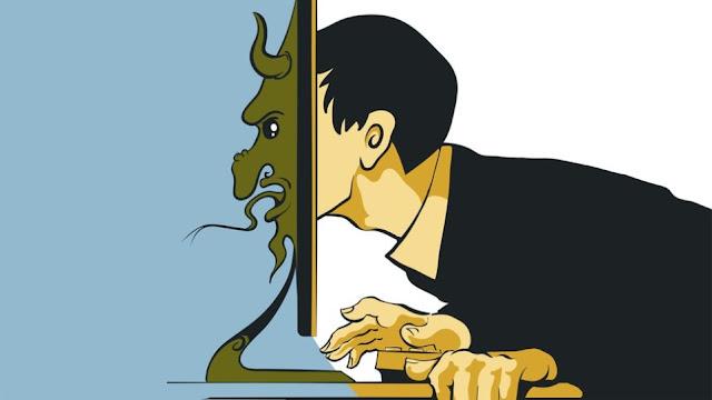 Όσοι «τρολάρουν» στο Ίντερνετ είναι ναρκισσιστές, ψυχοπαθείς και σαδιστές
