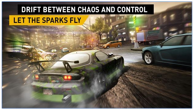 Need for Speed™ No Limits v1.0.48 Apk DATA