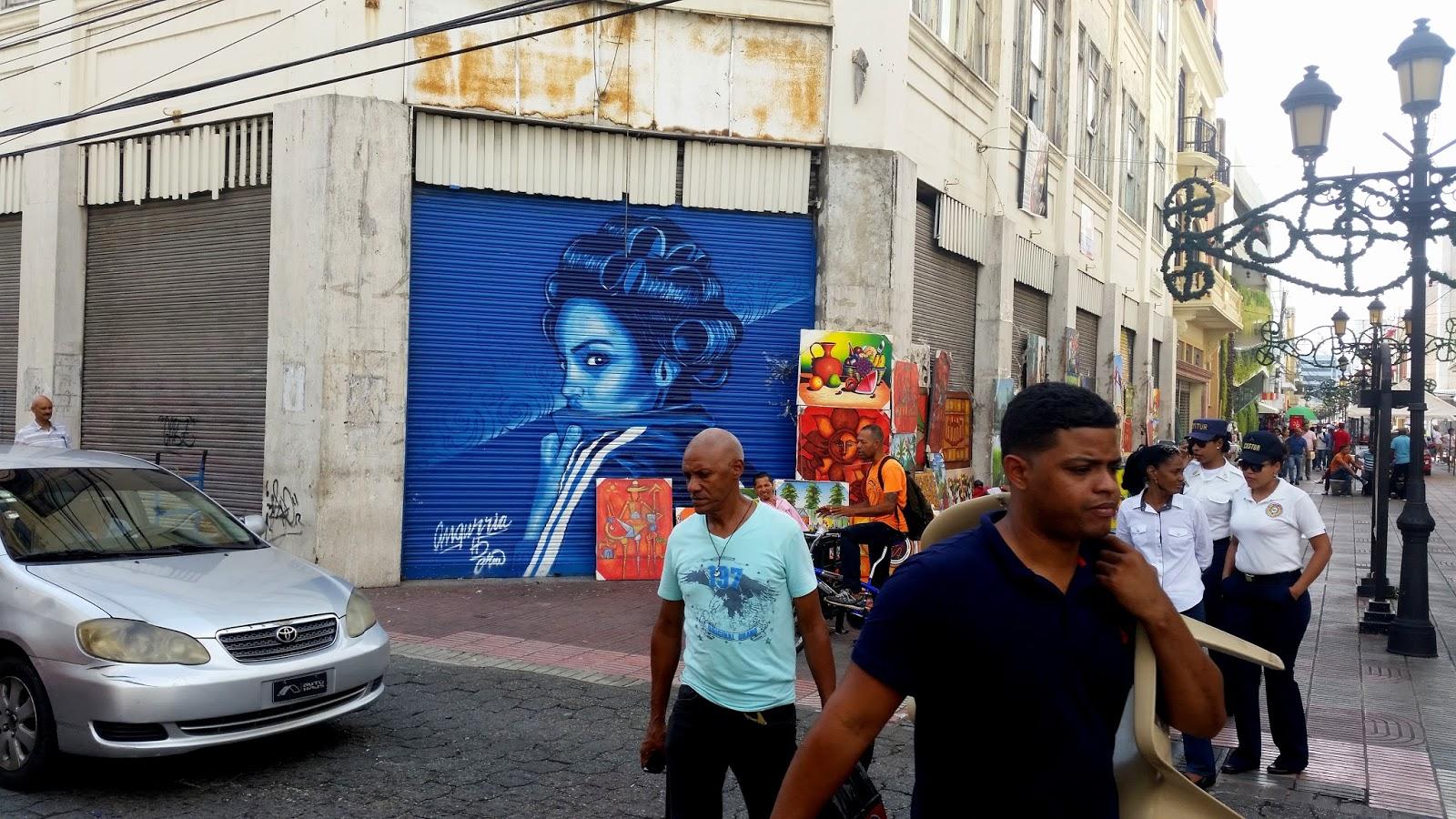 Santo Domingo - Stolica Dominikany