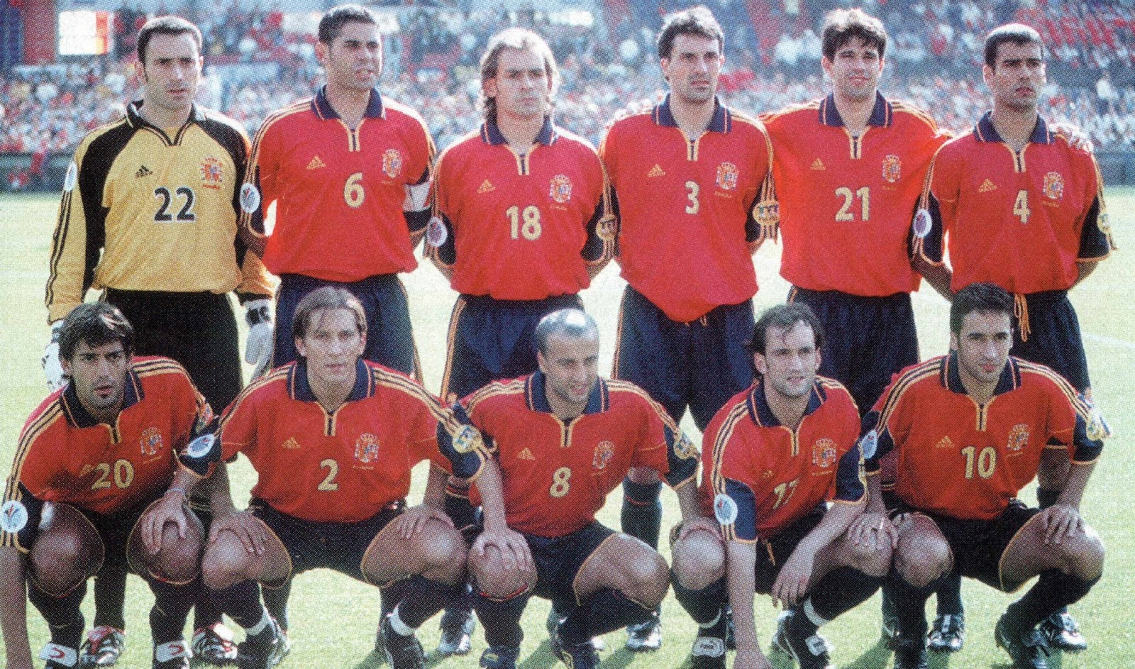 online store da723 8ddc9 Soccer Nostalgia: National team Jerseys through the Years ...