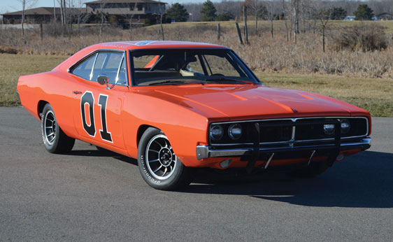 1969 Dodge Charger General Lee Classic Muscle Car For Sale: 247 AUTOHOLIC: Midweek Muscle