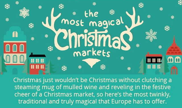 The Magical Christmas Markets in Europe