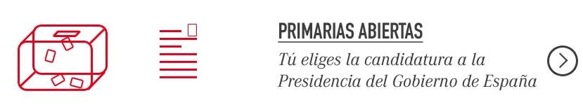 Primarias del PSOE para el 26J