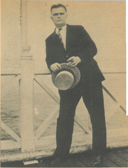 Author J. Edward Leithead c. 1926