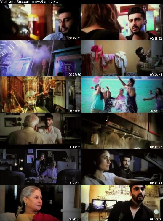 Ki And Ka 2016 Hindi pDVDRip x264 350mb Mafiakin