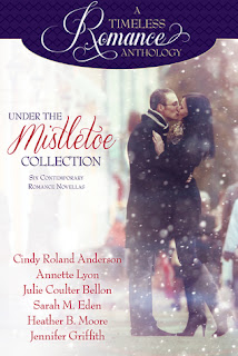 Heidi Reads... Under the Mistletoe Collection (A Timeless Romance Anthology) by Cindy Roland Anderson, Annette Lyon, Julie Coulter Bellon, Sarah M. Eden, Heather B. Moore, Jennifer Griffith