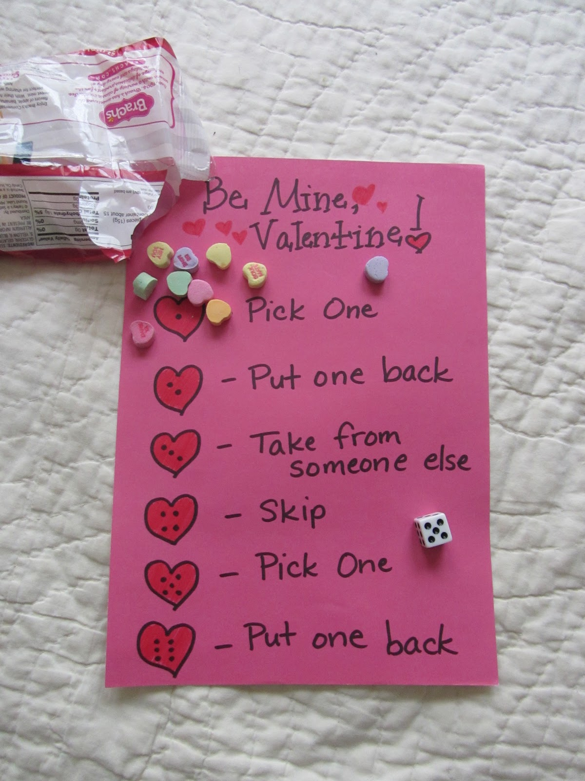The Unlikely Homeschool Valentine S Day 2012
