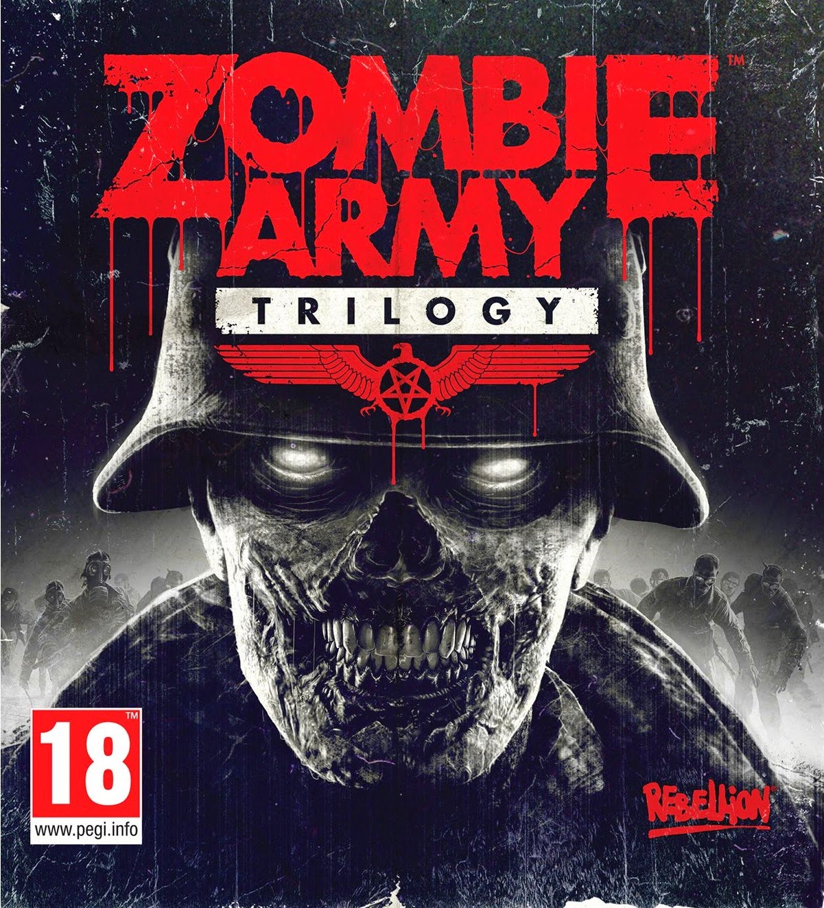 Zombie Army Trilogy PC Cover Caratula