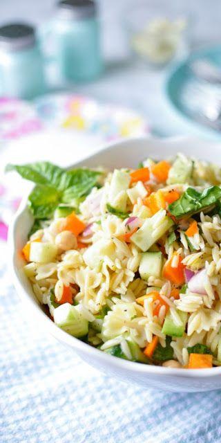 Lemon Pastas Salad Recipe