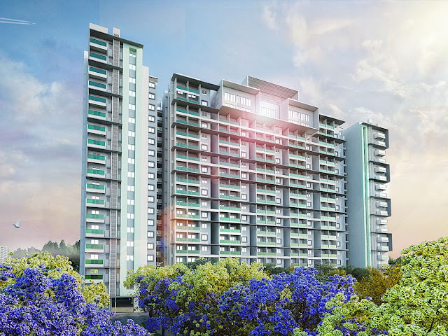 Habitat launches Habitat Eden Heights – a luxury residential apartment project at Hoodi Circle, Whitefield
