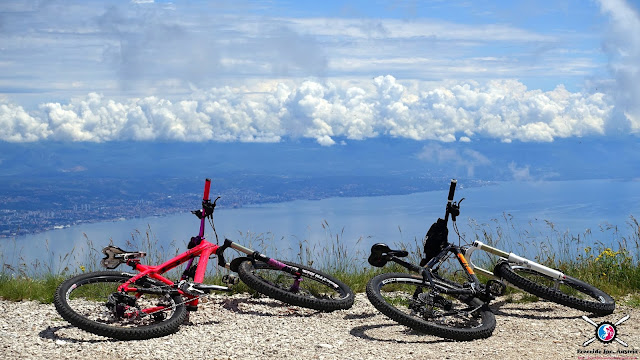Mountainbike Tour Lovran mtb