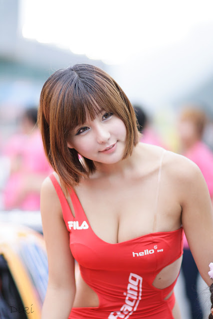 2 Ryu Ji Hye at CJ SuperRace R4 2012 [Part 2]-Very cute asian girl - girlcute4u.blogspot.com