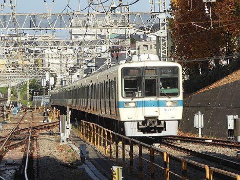 【ダイヤ改正で増発!】小田急電鉄 急行 新松田行き1 8000形