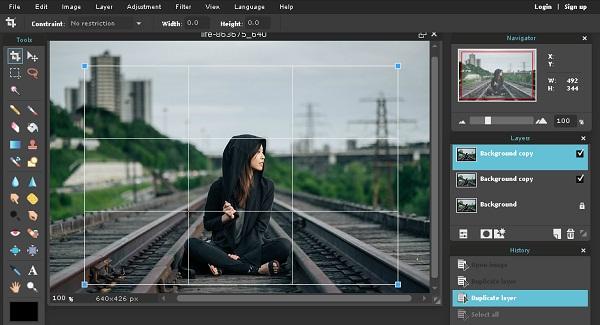 3 Langkah Mudah Edit Foto Secara Online
