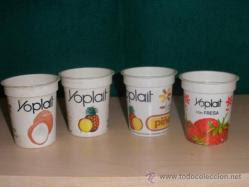 Los yogures Yoplait