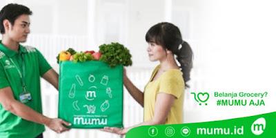 Grocery Online Mumu Menawarkan Harga Jujur
