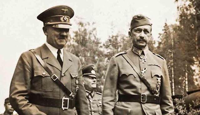 Союзник Гитлера