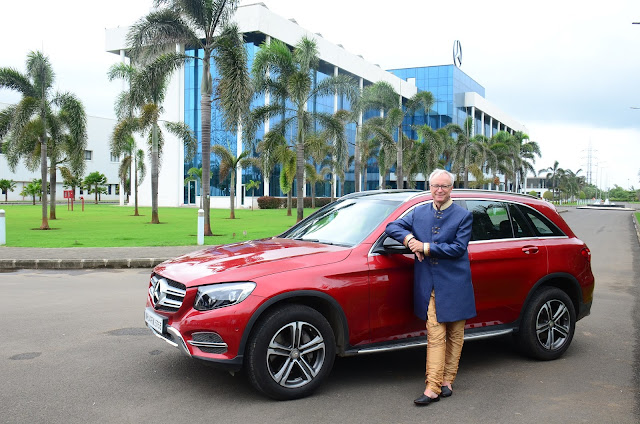 Mercedes-Benz commemorates 70 years of Indian Independence with the GLC 'Celebration Edition'