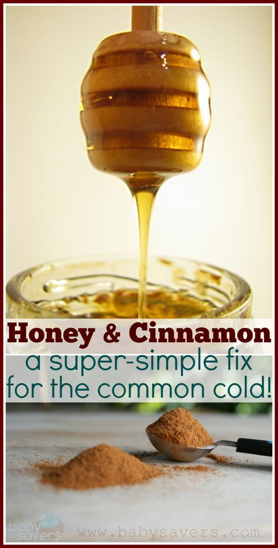 Honey And Cinnamon Mix