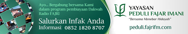 Yayasan Peduli Fajar Imani
