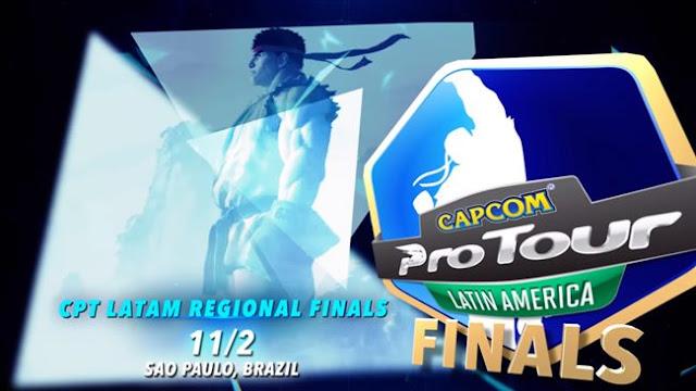 Capcom Pro Tour Latin America Brackets