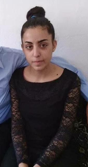 """""""حنين الجباعي"""" تختار الموت وتلقي نفسها في خزان ماء امتناعا من الذهاب مع داعش"""