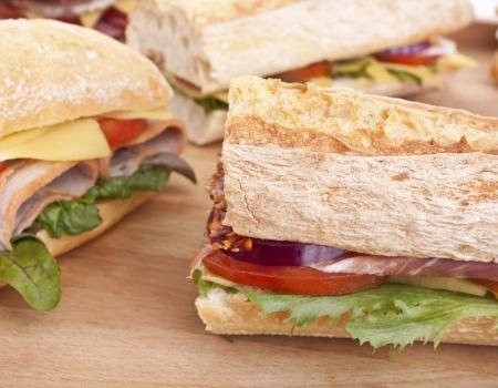 Recetas de Comida Saludable Para Bajar de Peso: Bocadillos