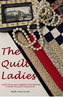 The Quilt Ladies quilt stories and quilt patterns by Beth Ann Strub