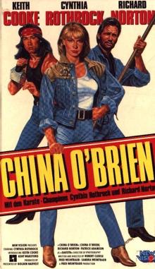 China O'Brien 2 (1990) - (Cynthia Rothrock) Egyptian mini ...