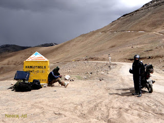लद्दाख बाइक यात्रा- 7 (द्रास-कारगिल-बटालिक)