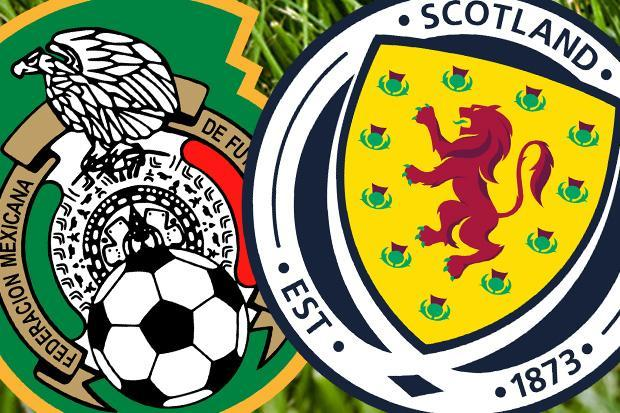 Mexico vs Scotland  Full Match And Highlights 03 June 2018