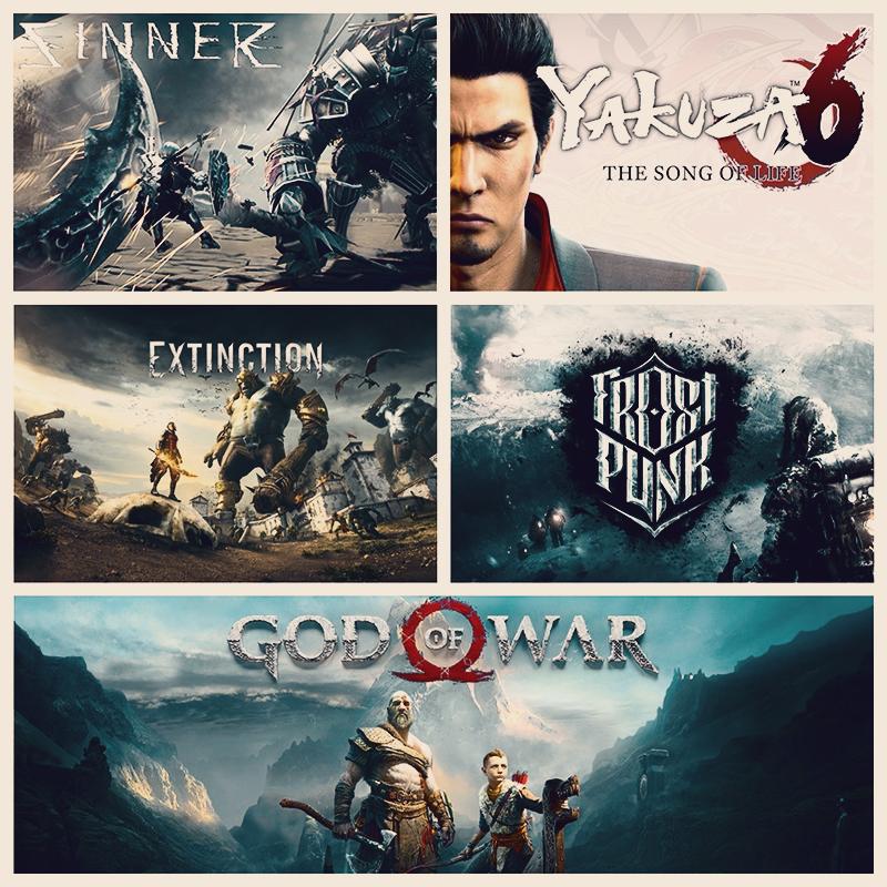 Planeta 2052 Algunos De Los Mejores Juegos Que Vienen En Abril 2018