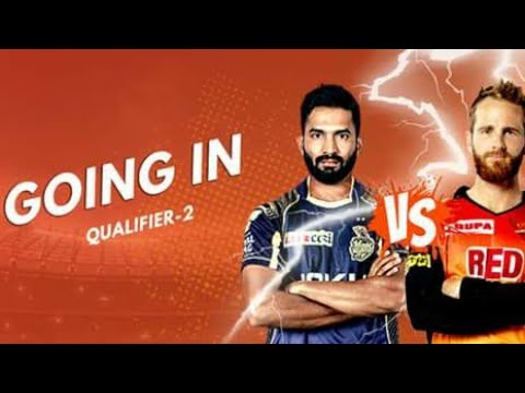 SRH vs KKR Qualifier 2018
