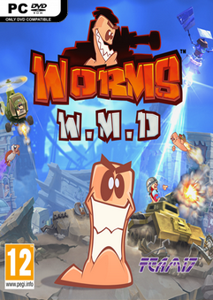 Worms W.M.D (PC) PT-BR