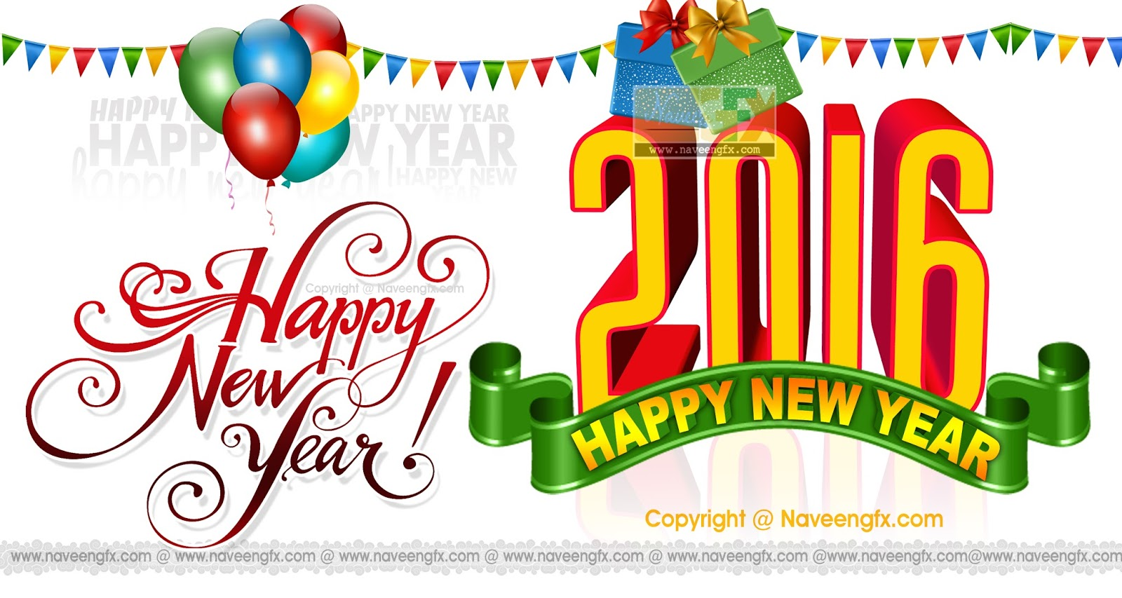 Wish you happy new year 2016 hd picture quotes and greetings naveengfx 2016 happy new year 3d wishe and greetings hd images for desktop m4hsunfo