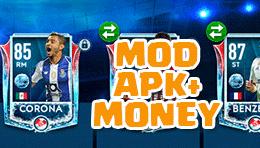 fifa mobile mod apk hack version