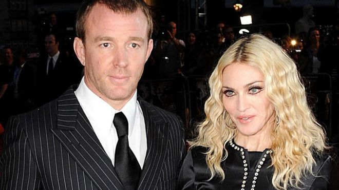 Madonna and Ritchie reach custody deal over Rocco
