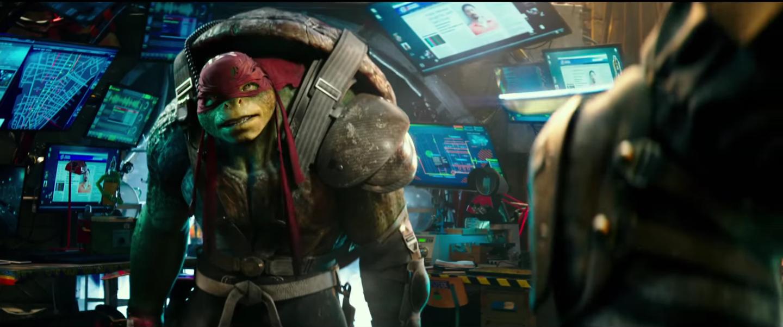 teenage mutant ninja turtles 2014 movie poster