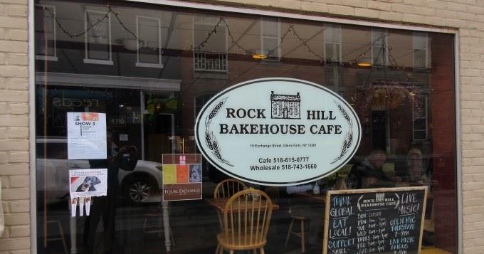 Rock Hill Cafe Glens Falls Menu