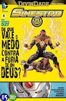 Os Novos 52! Sinestro #6