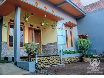 King Queen homestay Batu Malang - Penginapan Murah