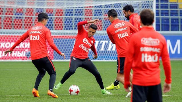 Sanchez di Kabarkan Akan Absen di Laga Perdana Chile