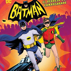 Poster Batman: Return of the Caped Crusaders 2016