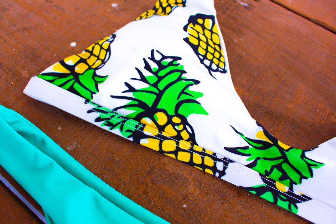 Recebido de Verão: Biquíni da Dresslily